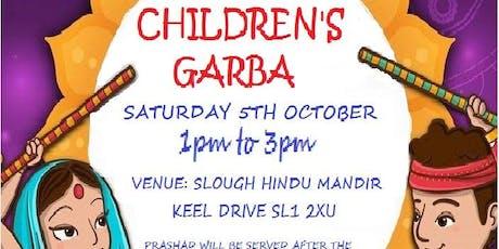 Slough Mandir Children's Raas Garba tickets