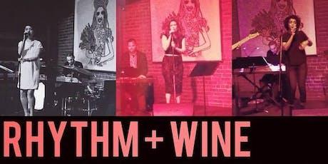 Rhythm & Wine Wednesdays: Live Music + Wine Specials tickets