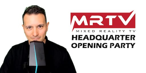 MRTV Headquarter Opening Party
