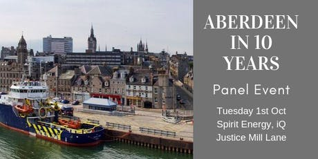 Aberdeen in 10 Years Panel Event tickets