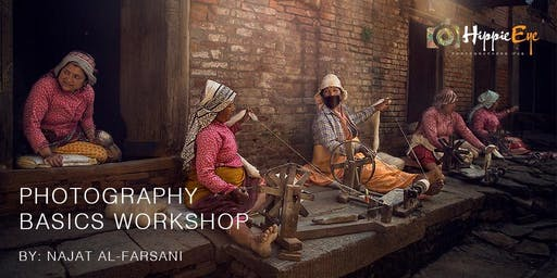 basics photography workshop