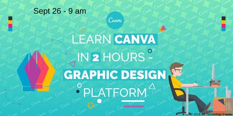 Learn Canva in 2 Hours tickets