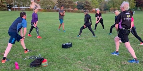 Horsham Run Fit Circuit session tickets