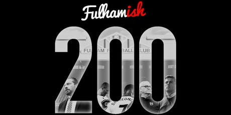 Fulhamish 200 tickets