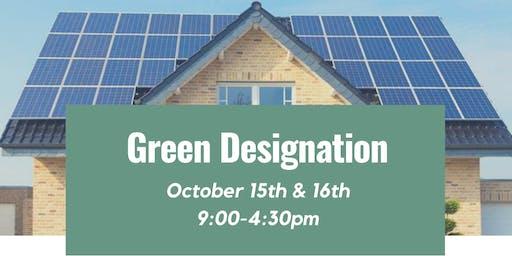 LAER's GREEN DESIGNATION CLASS
