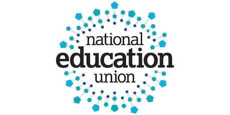 Redbridge NEU Young and New Educators Social tickets
