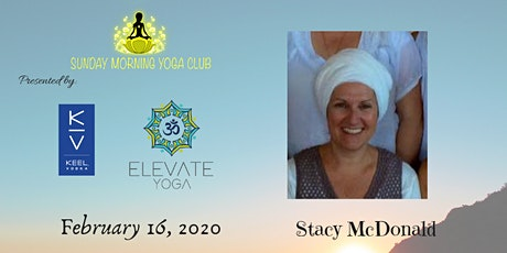 SMYC 2/16 at Elevate Yoga!  Stacy McDonald is Teaching!  tickets