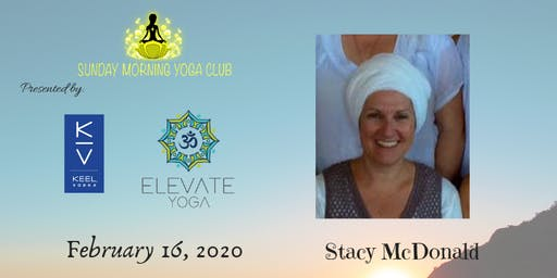 SMYC 2/16 at Elevate Yoga!  Stacy McDonald is Teaching!