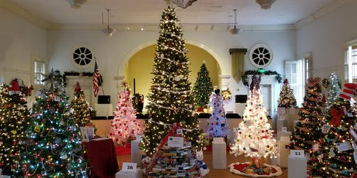 8th Annual Christmas Tree & Wreath Festival