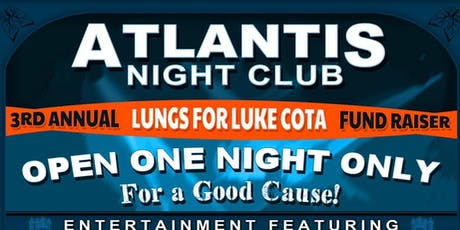 3rd Annual Lungs for Luke COTA Fundraiser tickets