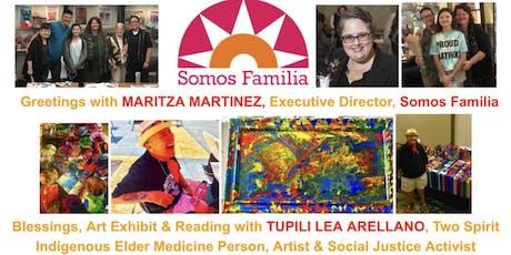 FAB FUNdraiser for Somos Familia, Lea Arellano & Luna's Quince tickets