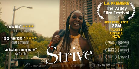 Strive Film- L.A Premiere tickets