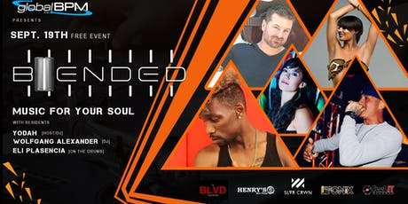 BLENDED 5 ( Live Showcase ) tickets
