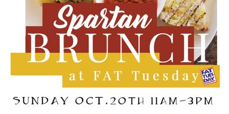 Spartan Homecoming Brunch At Fat Tuesday tickets