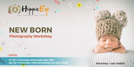 newborn photography workshop  tickets