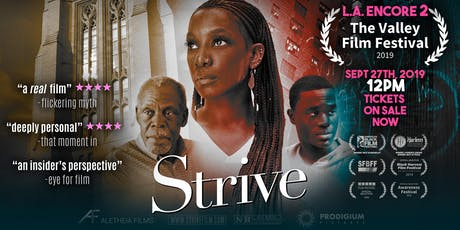 Strive Film - L.A Encore Screening! (Day 2) tickets