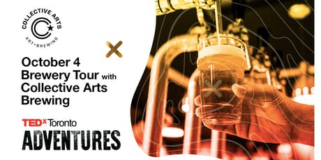 Brewery Tour with Collective Arts Brewing in Hamilton tickets