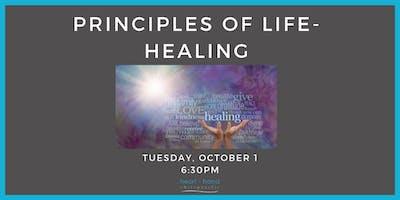 Principles of Life- Healing