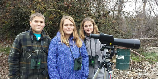 2020 Teen Bird Count at Wm. B. Pond Park