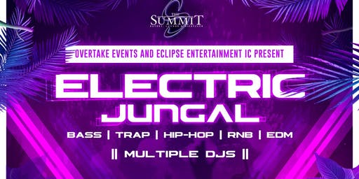 Electric JungAl at Summit Iowa City