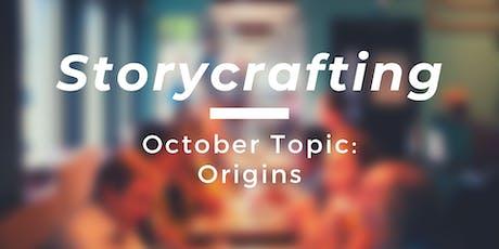 Storycrafting: Origins tickets