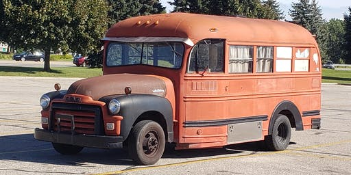Brownfield Bus Trip to 5west in Burlington