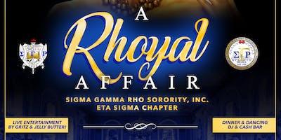 A Rhoyal Affair - Celebrating 97 years of Service and Sisterhood