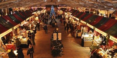 Esher Christmas Market Shopping Evening
