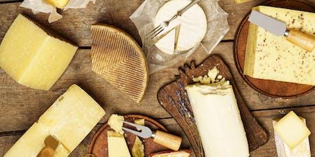 Foodtober19: Women in Cheese: Artisanal Tasting OCT 2 tickets
