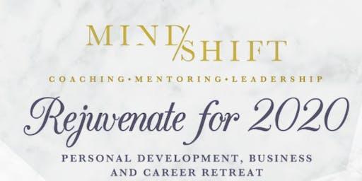 Mindshift Presents: REJUVENATE FOR 2020