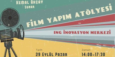 Film Yapım Tekniğiyle Ürün Ortaya Çıkarmak tickets