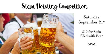 Stein Hoisting Competition tickets