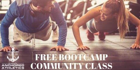 Free Bootcamp Community Class tickets