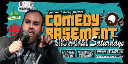Comedy Basement Showcase Saturdays | Stand-up Comedy