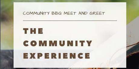 The Community Experience  - Block Party tickets