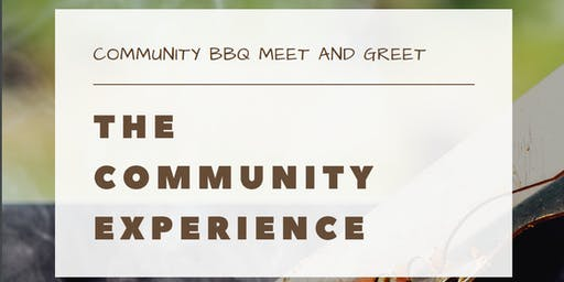 The Community Experience  - Block Party