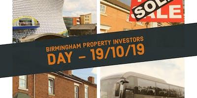 Birmingham Property Investors Day