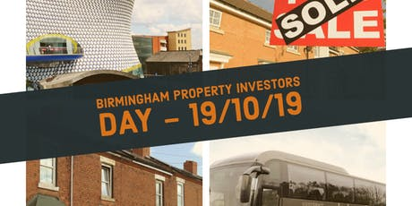 Birmingham Property Investors Day tickets