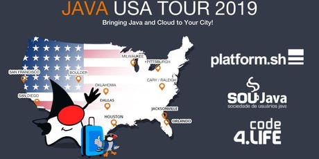Scale Your Developer Career and your Java Apps - All Day Workshop tickets