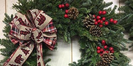 Bartoli's Wreath Shoppe Workshop tickets