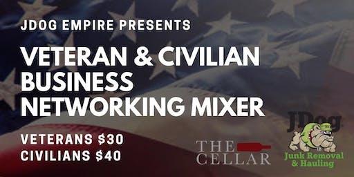 VETERAN & CIVILIAN BUSINESS NETWORKING MIXER