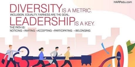 Diversity is a Metric; Leadership is a Key… tickets