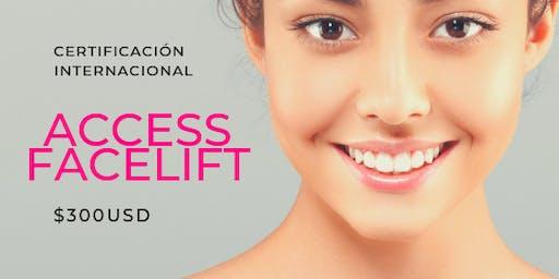 Certificación de Access Facelift™ en Monterrey