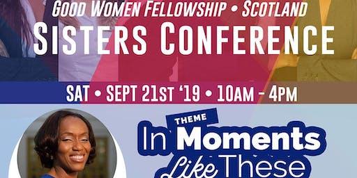 RCCG - Good Women Scotland Fellowship : Sisters Conference