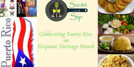 Hispanic Heritage Celebrating Puerto Rico tickets