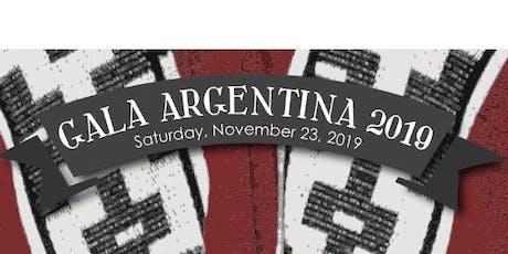 Eighth Gala Argentina en Philadelphia tickets