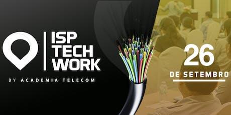 ISP TechWork ingressos