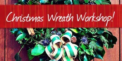 Eco Christmas Wreath Workshop