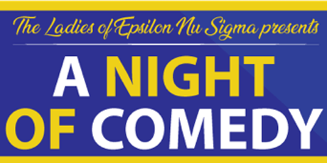 A Night of Comedy with ENS tickets
