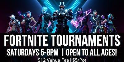 Ukatsu Weekly Fortnite Tournaments!